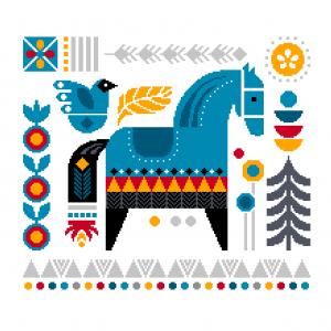 Folk Art and Nordics